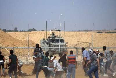 Израиль начал строить новую стену на границе с сектором Газа