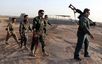 США перебросили в Сирию бронетехнику