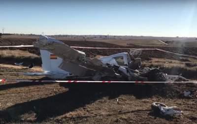 В Испании рухнул самолет: есть погибшие