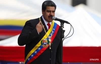 В США сделали заявление относительно Мадуро
