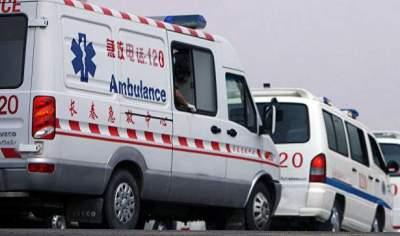 В Китае столкнулись более 20 автомобилей: есть погибшие