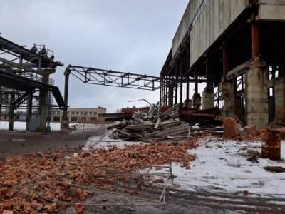 В Минске обрушилась стена здания: есть жертвы