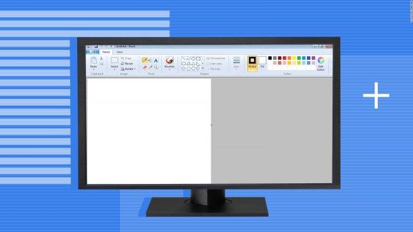 Microsoft сохранит классический Paint в Windows 10
