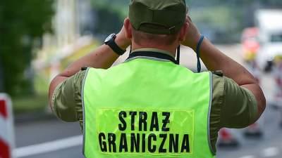 В Польше задержали группу украинцев-нелегалов