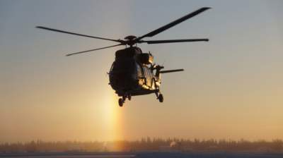 В Новой Зеландии рухнул тушивший пожар вертолет