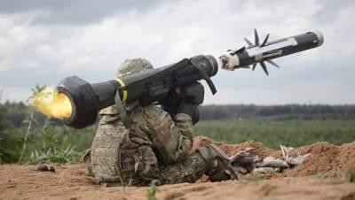 В Литву доставили ракетные комплексы Javelin