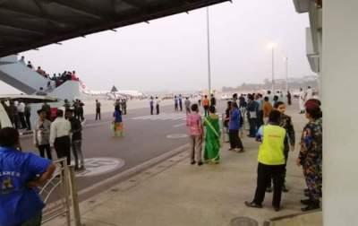 В Бангладеше мужчина захватил самолет
