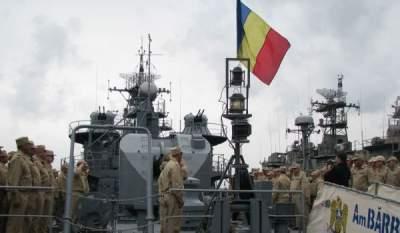 Румыния проведет военные учения в Черном море