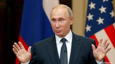 В Конгрессе США появился законопроект о доходах Путина