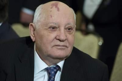 Глава МИД Германии рассказал о заслугах Горбачева