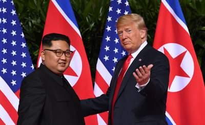 СМИ назвали причину провала переговоров Трампа и Кима