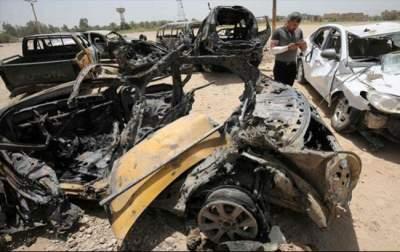 В Ираке взорвался автомобиль, есть жертвы