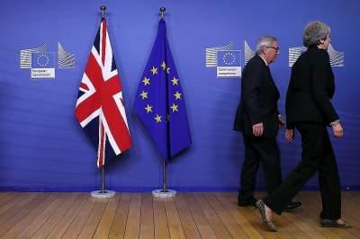 В ЕС назвали максимальные сроки переноса Brexit