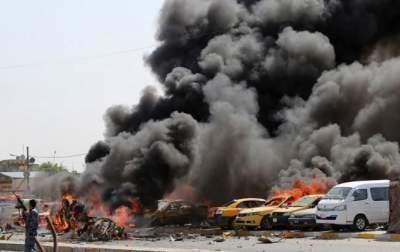 В Сирии смертник атаковал американский патруль