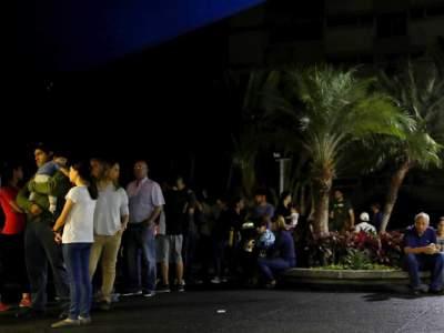 В Венесуэле заявили об окончании блэкаута