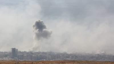 Израиль заявил о запуске ракет из сектора Газа по району Тель-Авива