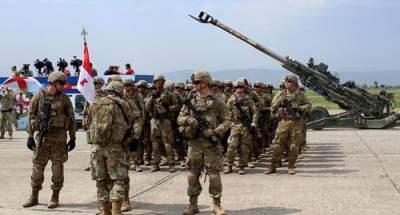 В Грузии начались военные учения 24 стран НАТО