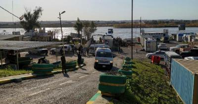 В Ираке опрокинулся паром: много погибших