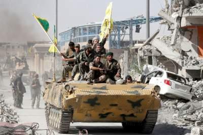 Сирийские демократические силы заявили о полной победе над