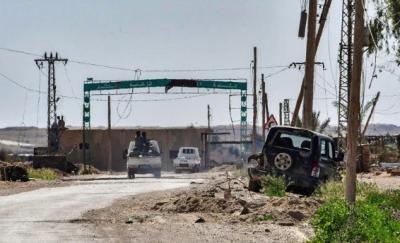 В Сирии подорвали автомобиль с журналистами