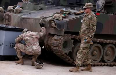 НАТО построит в Польше хранилище для военной техники
