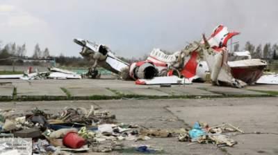 В обломках самолета, перевозившего Качиньского, нашли следы взрывчатки - СМИ