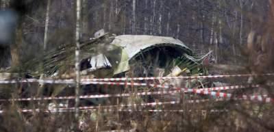 Смоленская катастрофа: эксперты нашли тротил на обломках самолета Качиньского