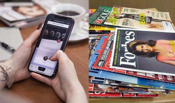 Медвежья услуга: Apple намеренно «убивает» выпуск печатных журналов