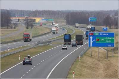 ЕС выделил деньги на польские дороги