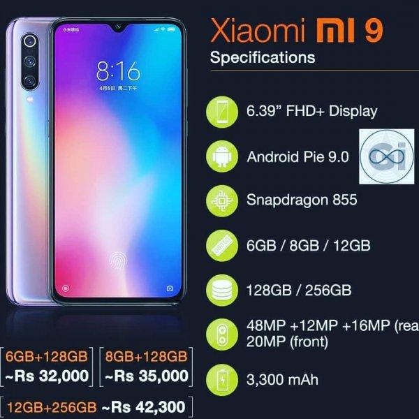 За 30 минут до 100%: В Китае представят Xiaomi Mi 9 Roy Wang Custom Edition
