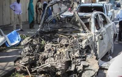 В Сомали возле отеля взорвалась машина: 11 жертв