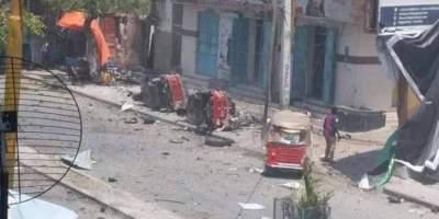 Возле гостиницы в Сомали прогремел взрыв: много погибших
