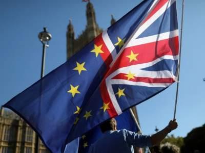 Парламент Британии проголосовал против выхода страны из ЕС