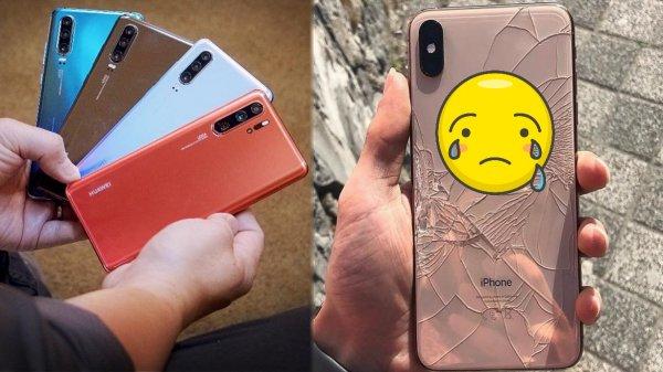 Выкуси, Apple: «Король ночи» Huawei P30 обошёл iPhone XS по всем параметрам