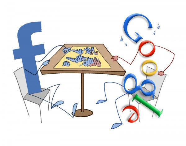 Google объявил войну Facebook, создав «убийцу» WhatsApp