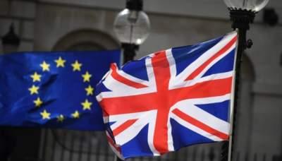 Британия из-за Brexit потеряла более 100 млрд евро
