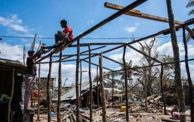 Из-за циклона в Мозамбике погибли 600 человек