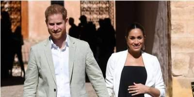 Меган Маркл и принц Гарри переехали в новый дом