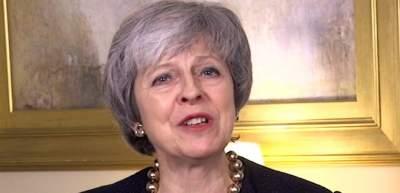Мэй призвала голосовать за сделку с ЕС