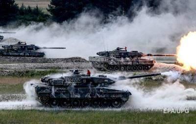 В Латвии начались военные учения с участием сил НАТО