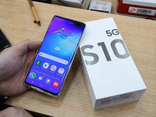 Великий облом: Samsung Galaxy S10 5G разочаровал своих покупателей качеством связи