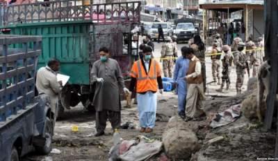 В Пакистане произошел взрыв на рынке: погиб ребенок