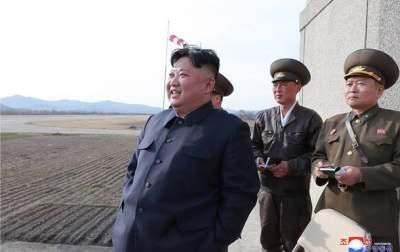 Ким Чен Ын провел внезапную проверку войск ПВО