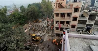 В Индии полсотни человек погибли из-за ураганов