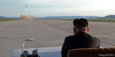 В Пентагоне подтвердили факт ракетных испытаний в Северной Корее