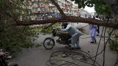 В Индии 64 человека погибли из-за ливней