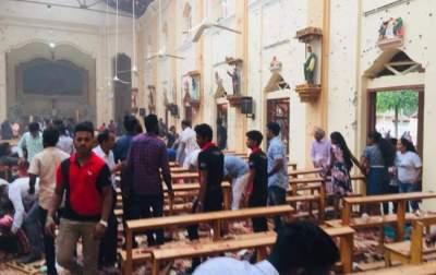 Взрывы в Шри-Ланке: число жертв достигло 160 человек