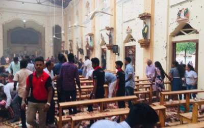 В Шри-Ланке обезвредили бомбу