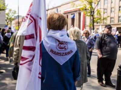 Польские учителя временно прекратили забастовку
