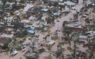 На Мозамбик обрушился циклон